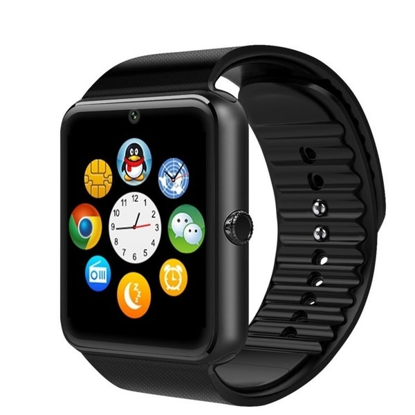 Shop Full Touch Control Smart Watch Remote Phone Pedometer ...