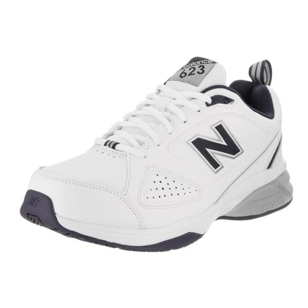 11809aa48ad Shop New Balance Men s MX623v3 Extra Wide 4E Training Shoe - Free ...