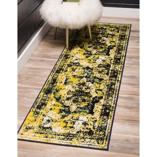 Unique Loom Salle Garnier Sofia Runner Rug - 2' x 6' 7 (More options available)