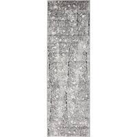 Unique Loom Metro Crags Runner Rug - 2' 0 x 6' 7