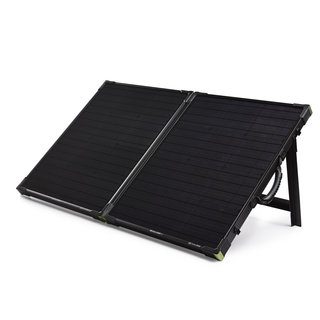 Goal Zero Boulder 100 Briefcase, 100 Watt Foldable Monocrystalline Solar Panel