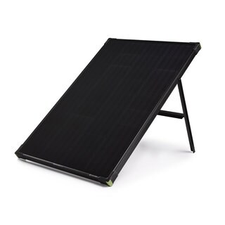 Goal Zero Boulder 100 Solar Panel, 100 Watt Monocrystalline Solar Panel