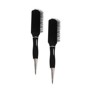 Small Paddle Hair Brush (Pack of 2)