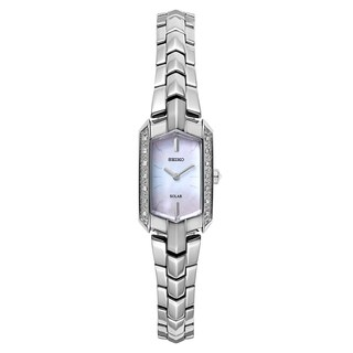 Seiko Tressia Silver Women's Watch