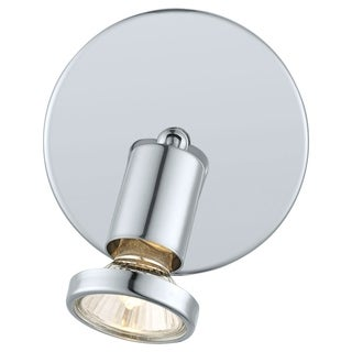 Eglo Buzz Wall Track Light with Chrome Finish