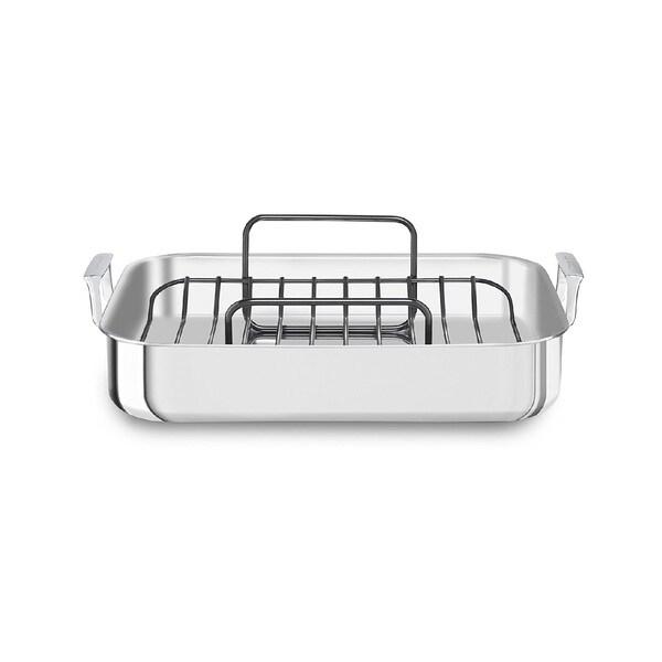 KitchenAid Tri-Ply Stainless Steel Roaster
