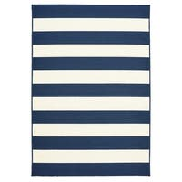 "Awning Stripe Indoor Outdoor Area Rug - 6'7""x9'6""x0.1"""