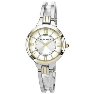 Anne Klein Two-Tone Ladies Watch AK-1441SVTT