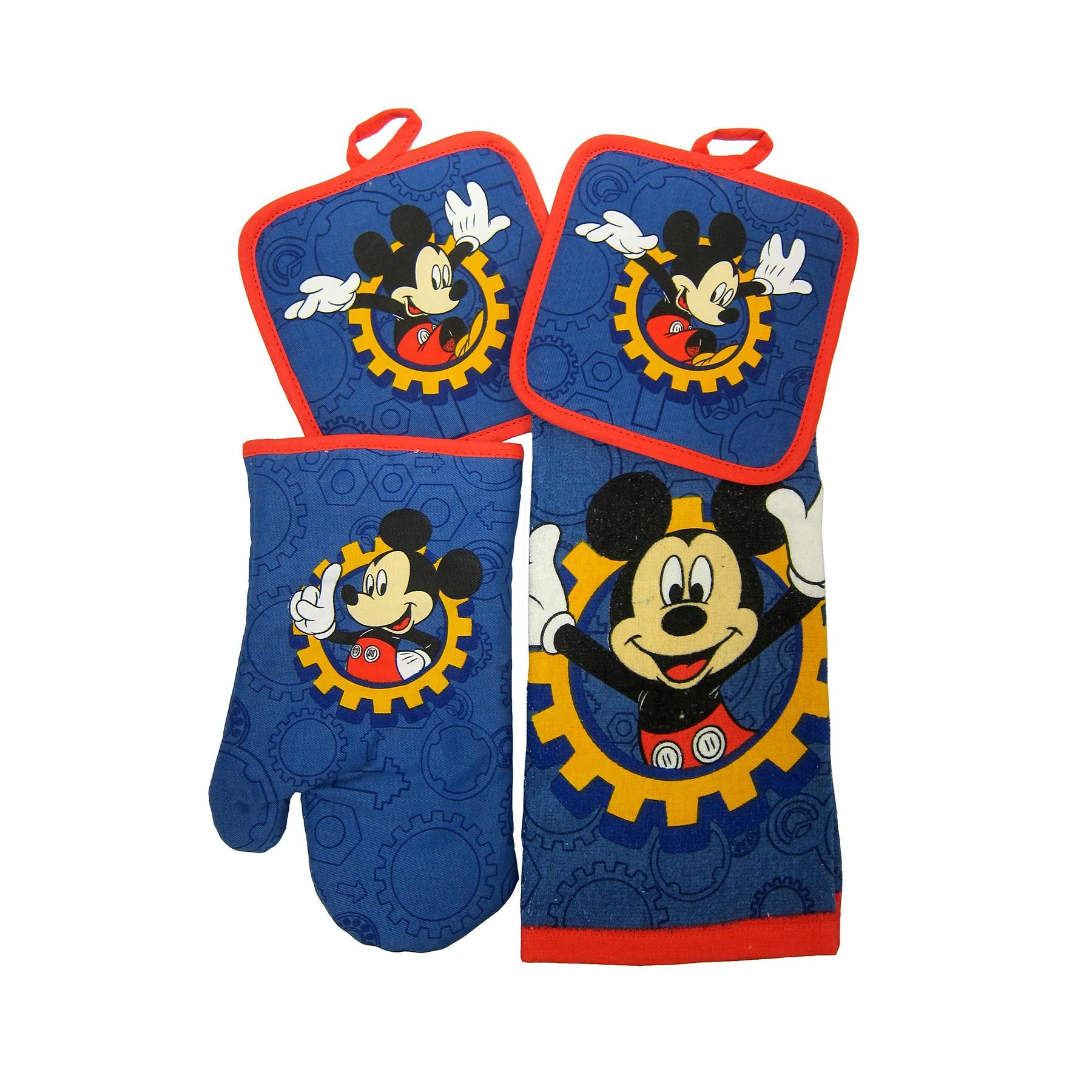 Disney Junior Mickey Mouse Clubhouse 4pc Kitchen Set - Ki...