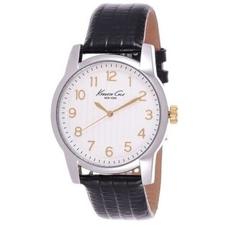Kenneth Cole New York Double Leather Strap Set male Watch KC5171