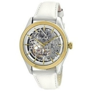 Kenneth Cole New York Leather Automatic Ladies Watch 10025558
