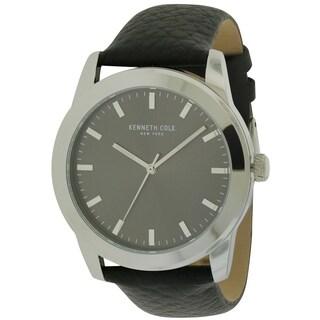 Kenneth Kole New York Leather male Watch 10031338