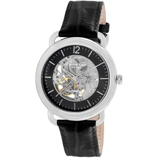 Kenneth Cole New York Leather male Watch KC8017