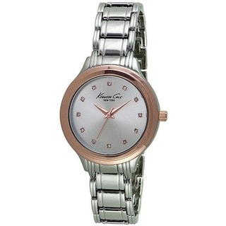 Kenneth Cole New York Stainless Steel Ladies Watch 10029555