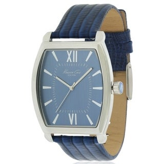 Kenneth Cole Leather male Watch KC5165