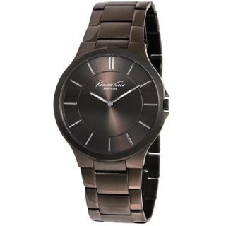Kenneth Cole New York Slim Brown male Watch KC9169