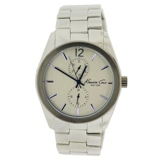 Kenneth Cole New York Stainless Steel male Watch KCW3040