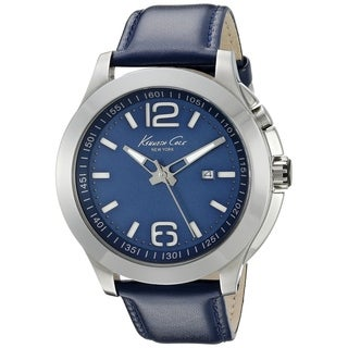 Kenneth Cole New York Leather male Watch 10022556