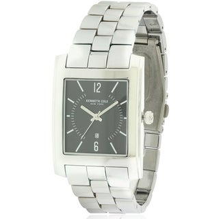 Kenneth Cole Stainless-Steel male Watch 10031326
