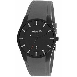 Kenneth Cole Silicone male Watch