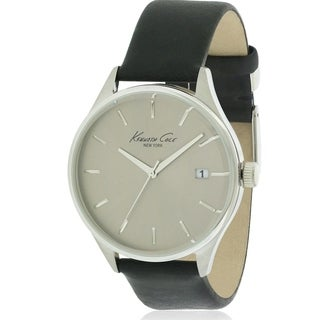 Kenneth Cole Leather male Watch 10029304