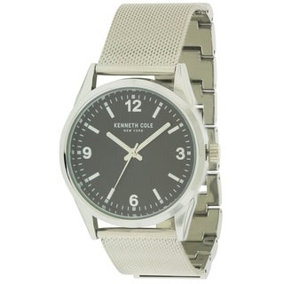 Kenneth Cole New York Stainless Steel male Watch 10024820