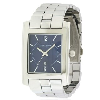 Kenneth Cole Stainless Steel male Watch 10031325