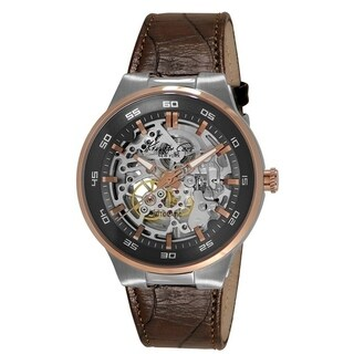 Kenneth Cole Automatic Leather male Watch KC8047