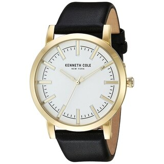 Kenneth Cole Slim Leather male Watch 10030810