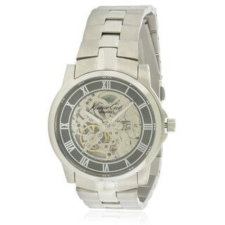Kenneth Cole Stainless Steel Automatic male Watch KC3828