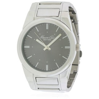 Kenneth Cole New York Black Stainless Steel male Watch KCW3008