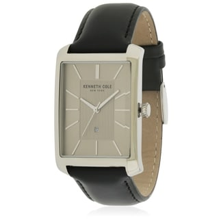 Kenneth Cole Leather male Watch 10030832