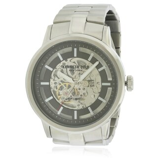 Kenneth Cole Stainless Steel Automatic male Watch KC3925