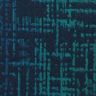 "Mohawk Haverill 24"" x 24"" Carpet tile in PEACOCK"