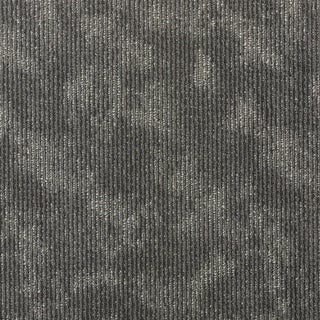 "Mohawk Belmont 24"" x 24"" Carpet tile in CLEAN SLATE"