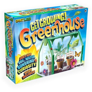 SmartLab Toys Get Growing! Greenhouse