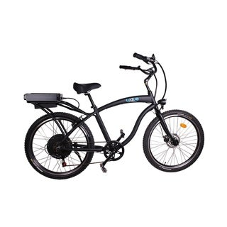 Wave Electric Bike Folding Bike - Satin Black
