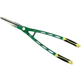 "26"" Long Light Weight Long Handle Garden Hedge Shear with 7"" Blade"
