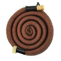 Big Boss Copper Xhose Expandable  Garden Hose with Brass Fittings