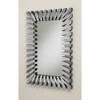 Best Quality Furniture Rectangular Sunburst Wall Mirror