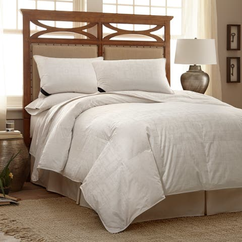 Pendleton Chief Joseph Natural Wool Down Baffle Box Comforter
