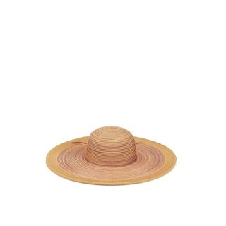 San Diego Hat Company/Four Buttons Collection/Large Brim Floppy - rust