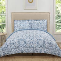 Truly Soft Marcello Printed 3-piece Comforter Set