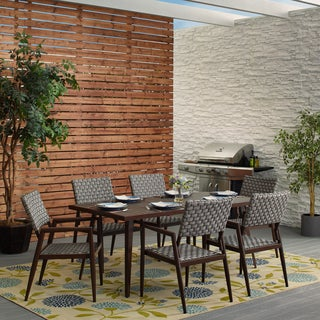 Carson Carrington De Ville Outdoor Dining Set