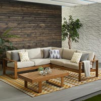 Havenside Home Blue Water Sectional Group