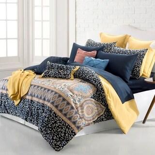 Amrapur Overseas Palermo 16-Piece Printed Reversible Comforter Set