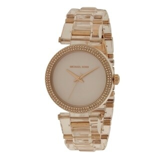 Michael Kors Delray White Links Ladies Watch MK4318
