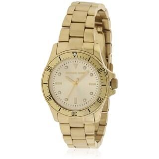Michael Kors Tatum Gold-Tone Ladies Watch MK6120