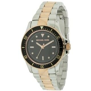 Michael Kors Tatum Two-Tone Ladies Watch MK6121