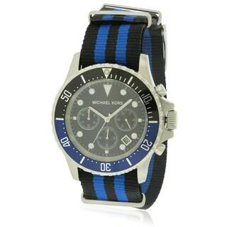 Michael Kors Everest Grosgrain male Watch MK8398